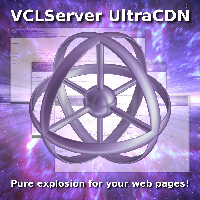 VCLServer panel login